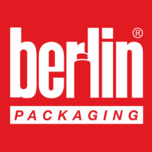 Berlin Packaging Textual Logo