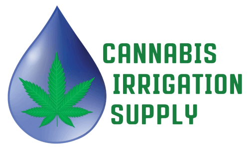 Cannabis Irrigation Supply Logo