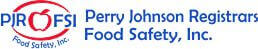 Perry Johnson Registrar Food Safety, Inc. Logo