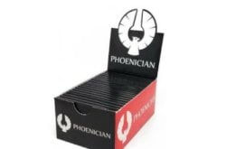 Phoenician Engineering Rolling Papers Box of 50 Booklets