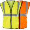 SAS Safety: Class 2 Surveyor's Safety Vest