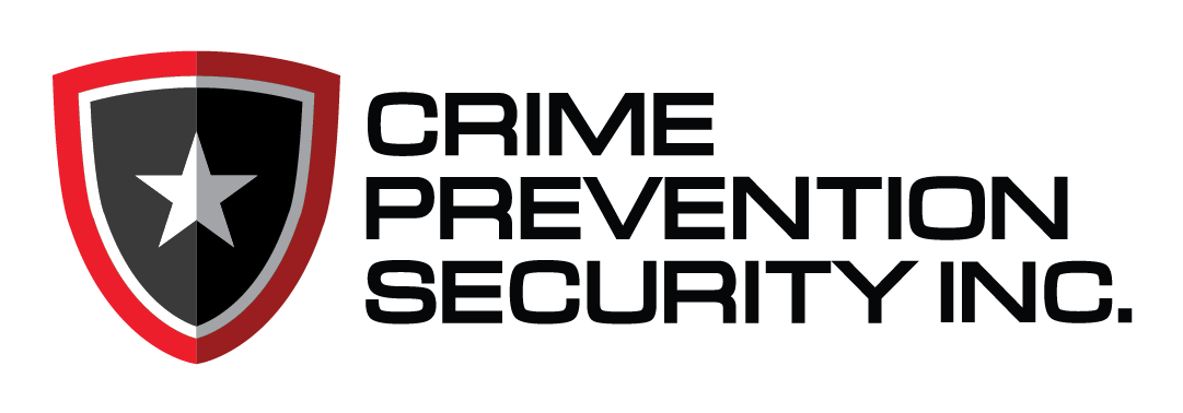 Crime Prevention Security Logo