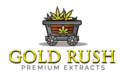 Gold Rush Premium Extracts Logo