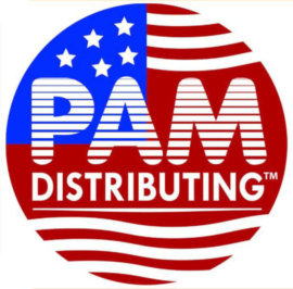 PAM Distribution Co. Logo