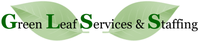 Green Leaf Services and Staffing Logo