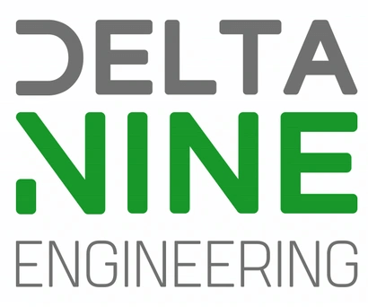 Delta Nine Engineering Logo