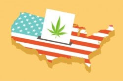 Legalize Cannabis Nationally Effort by Amending U.S. Constitution Started By 2020 Presidential Candidate, U.S. Sen. Mike Gravel