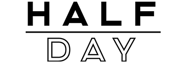 Half Day CBD Logo