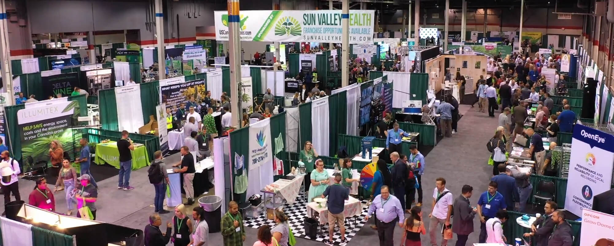CannabisIMP Trade Show for the Marijuana and Cannabis Industry