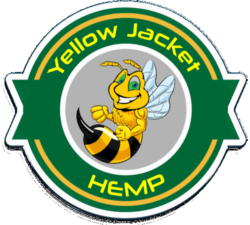 Yellow Jacket Hemp Logo