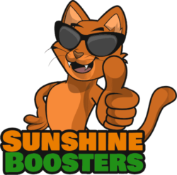 Sunshine Boosters Logo
