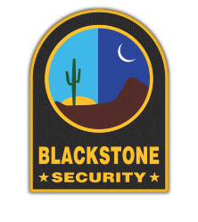Blackstone Security SVC Inc Logo