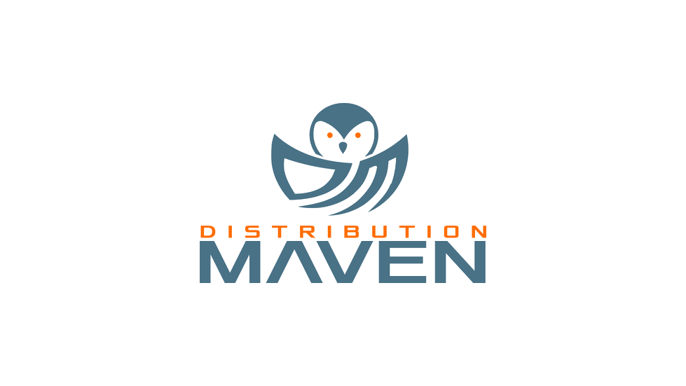 Distribution Maven Logo