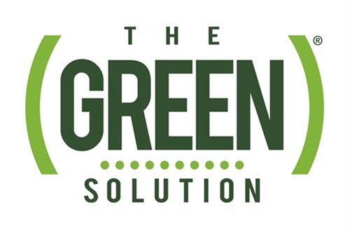 The Green Solution Logo